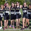 HJH Lady Cat runners are Jaden Kane, TeeLee Cook, Kelton Matthews, Madeline Koetter, Kelsey Voils and Marissa Rodriguez. (Photo courtesy Randy Zamzow)
