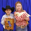 Grand Champion Market Broiler — Jordan Davis, Clay County 4-H