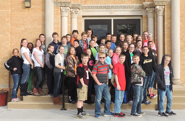 Henrietta Junior High students who reached the 1,000 page mark during the second six weeks are Dakota Cook, Valerie Alcocer,  Marshall Roberts, Garrett Duncan, Jacobi Reynolds, Lauren Taylor, Diego Compean, Sydnie Nichols,  Ryan Green, Kelsey Voyles,  Kaitlyn Williams, Seth Sanderson, Hope Halberg, Teelee Cook, Makayla Gendron, Levi Hornbuckle,  Ben Johnson, Savannah Rushing, Jaden Kane, Trey Essler, Logan Plaster-Durham, Jayson Nixon, Cole Johnson, Katie Martin, Elliot, Kaci Williams, Kylee Halter, Sidney Baggs, Kenny Bender, Blake Liggett, Leah Bullinger, Kalico Burkes, Kara Chapparo, Riqui Duron, Kirsten Erwin, Mason Marchman, Rachell Marrow, Joshua Patin, Camrin Byers, Bailey Fuggett, Jacqueline Cook, Macie Frederick, Isabella Garcia, Maegan Kelly, Kaleb Liggett, Holt Chambers, Robby Story, Alex Duke, Holice Holbert, Annie Dunn, Haleigh Hogan and Trace Arnhold.