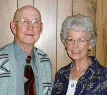 T J and Mary Kelton