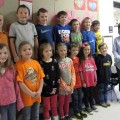 Mrs. Donna Burch's second grade class