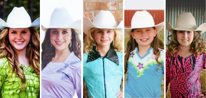Two compete for rodeo queen, three for junior queen