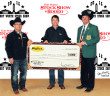 Corby Henry-Morrison, a member of the Henrietta FFA, took first place in the bumper-pull division of the Fort Worth Livestock Show and Rodeo Junior Ag Mechanics competition.